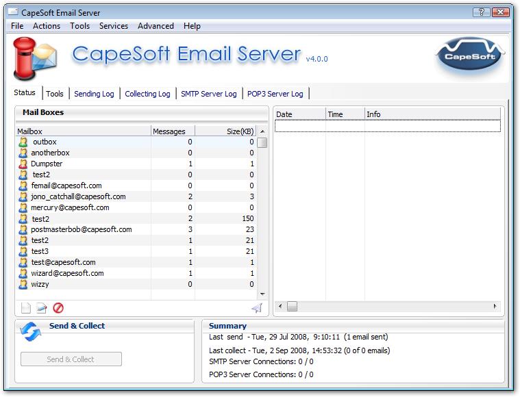 Email Server Complete Documentation